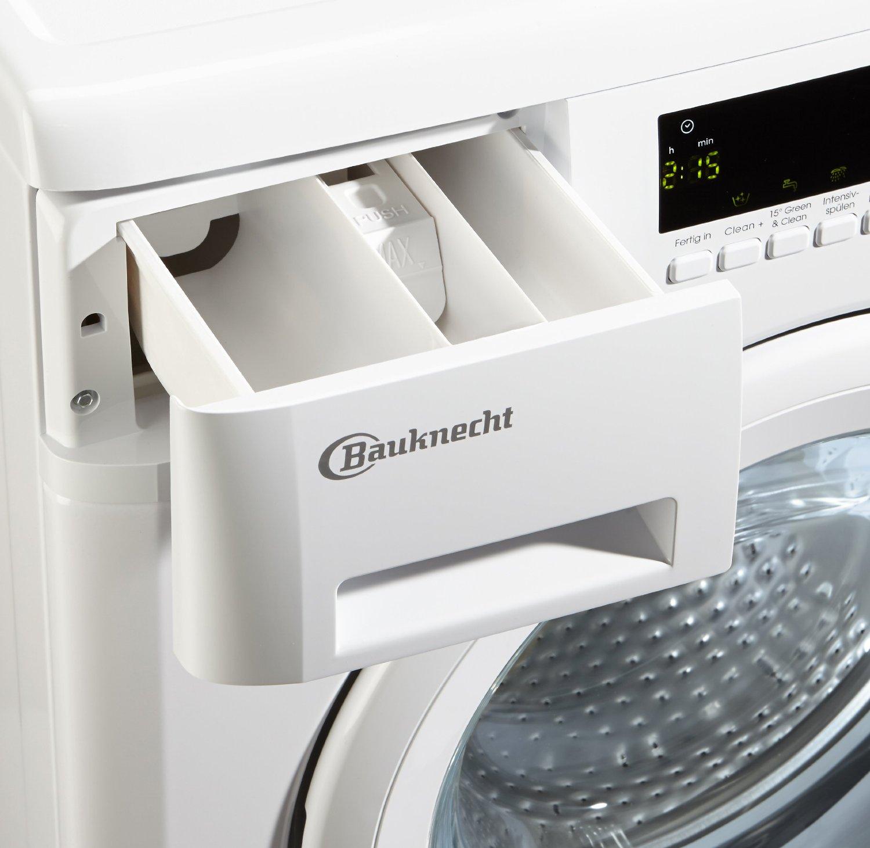 bauknecht wa plus 634 test waschmaschine im praxis check. Black Bedroom Furniture Sets. Home Design Ideas