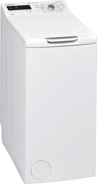 bauknecht wmt ecostar 6z bw toplader waschmaschine. Black Bedroom Furniture Sets. Home Design Ideas