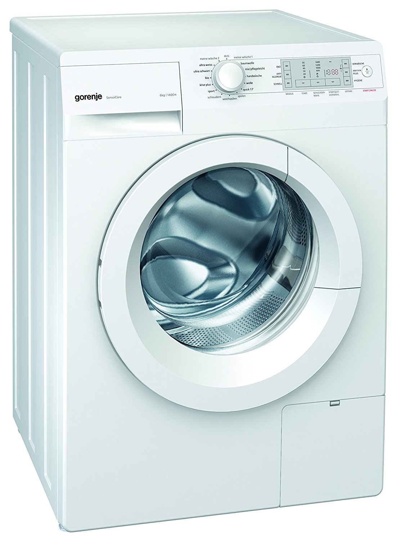 gorenje wa 6840 waschmaschine test das preis leistung. Black Bedroom Furniture Sets. Home Design Ideas
