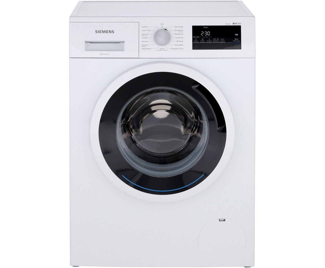 siemens wm14n120 iq300 waschmaschine energieeffizient und sehr gut bewertet. Black Bedroom Furniture Sets. Home Design Ideas