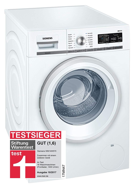 Schonwaschgang Waschmaschine