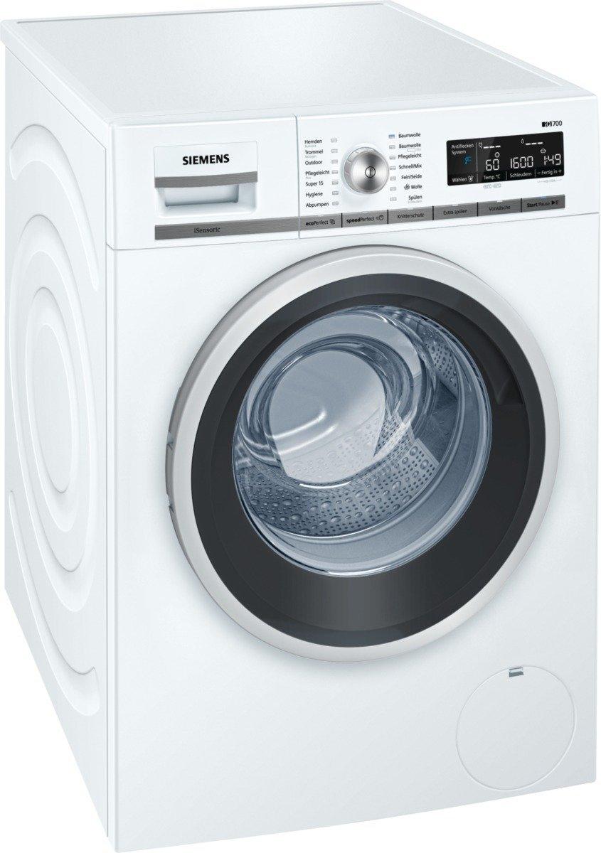 siemens wm16w541 iq700 waschmaschine gut im test der. Black Bedroom Furniture Sets. Home Design Ideas
