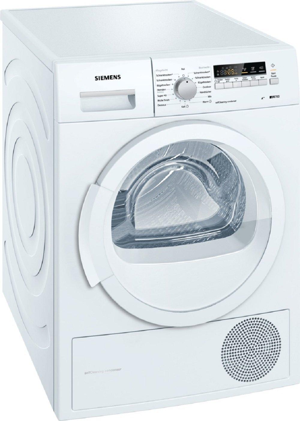 Siemens iQ700 WT46W261 Waschmaschine