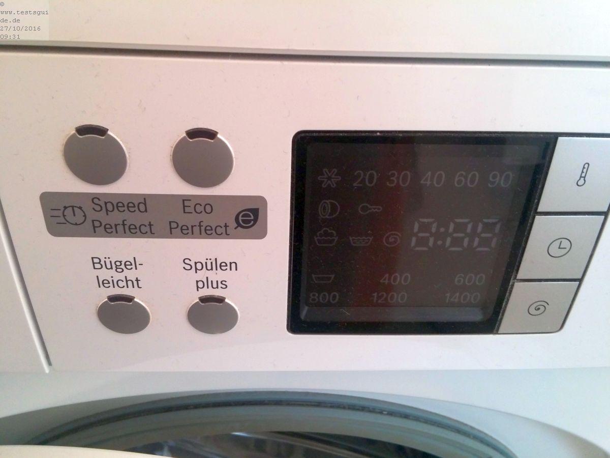 bosch waschmaschinen im test. Black Bedroom Furniture Sets. Home Design Ideas